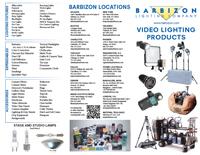 Barbizon Film Video Flier