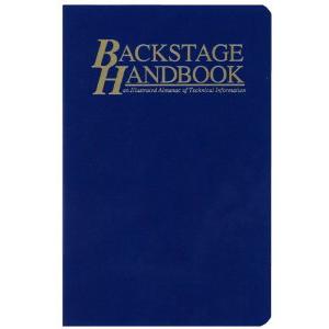 Backstage Handbook 3rd Ed