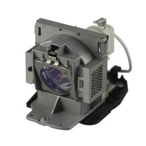 Replacement Lamp Assembly with Genuine Original OEM Bulb Inside for VIVITEK DW3321 Projector Power by Phoenix
