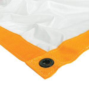 319544 - 20'x20' Artificial Silk White