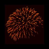 Large Firework