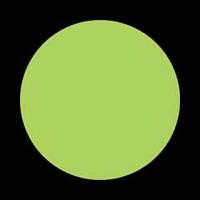 Soft Yellow Green
