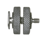 """350614 - MicroGrip Hot Shoe Adapter 3/8"""" to 1/4"""""""