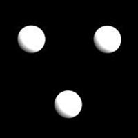Three Orbs