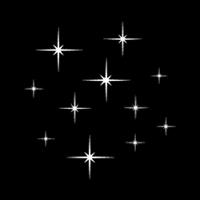 Stars Sparkling
