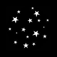 Stars Scattered