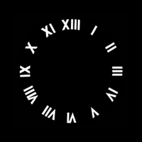 Clock Roman Numeral