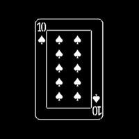 Cards Ten