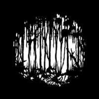 Scary Swamp Dark
