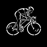 Sports Cyclist