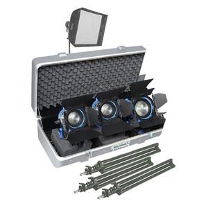 Softbank D2 Kit: (2) 300W, W/ Wheels