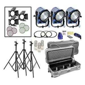 1000W/3 T1 Fresnel Kit