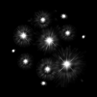 Glowing Stars 1