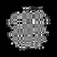 Psychedelic Checkerboard
