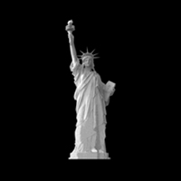 Ms. Liberty Statue