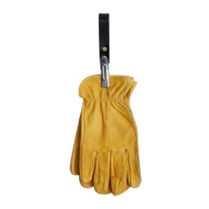 G223 -Reyes Mitt Clip - Leather