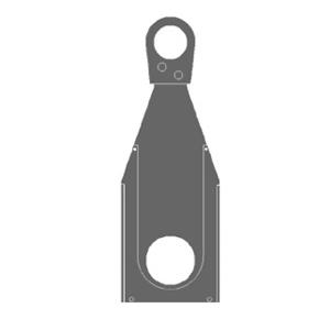 Iris Slot Glass Pattern Holder M-Size