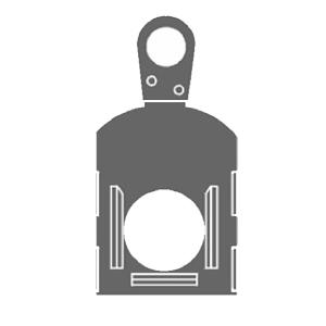 Glass Pattern Holder B-Size