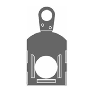 Glass Pattern Holder 86mm
