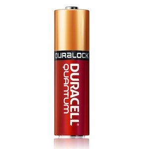 QU2400 - Duracell Quantum AAA Battery