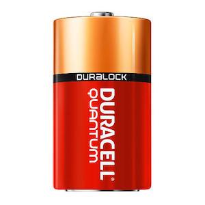 QU1400 - Duracell Quantum C Cell Battery