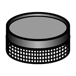 L158H Accessory Holder w/ Booster Blue Filter