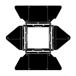 O1-20 - Omni Complete Barndoor