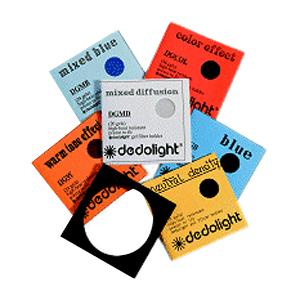 DGMB - Mixed Blue Gels 24pcs