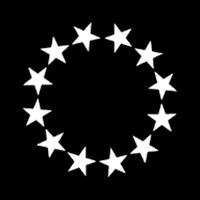 Circle of Large Stars