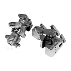 540011 - Double Super Mafer Clamp - Aluminum