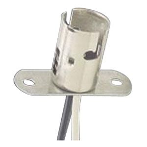 Double Contact Socket Metal Frame