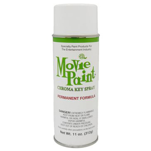 11oz Chromakey Green Permanent Spray