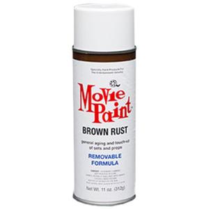 11oz Brown Rust Removable Spray