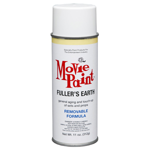 11oz Fullers Earth Removable Spray