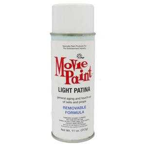 11oz Light Patina Removable Spray