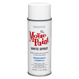 11oz White Removable Spray