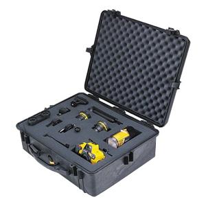 Pelican Case 1600 - Silver