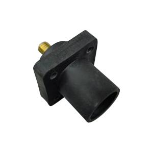 E1016-1600S - Panel M Threaded #6-4/0 Black