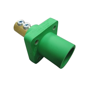 E1016-1704 - Panel M DSS #6-4/0 Green
