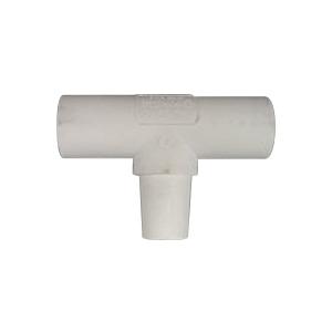 E1016-2329 - Paralleling Tee White