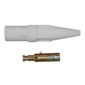 EZ1016-8355 - M Complete 2-2/0 DSS White