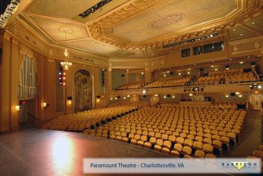 Paramount Theatre Charlottesville Va