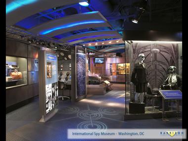 Museums Themed Environment Barbizon Lighting Company
