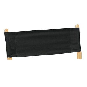 Director Chair Cover Black
