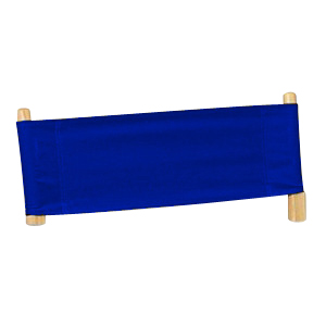 Director Chair Cover Blue