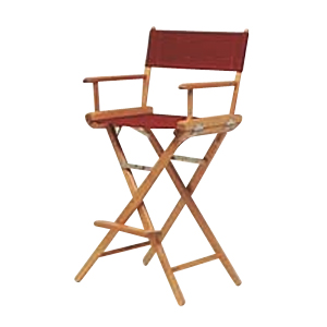 Director Chair Extra High 30