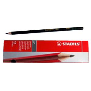 Stabilo Pencil Black