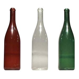 Breakaway Red Wine Bottle