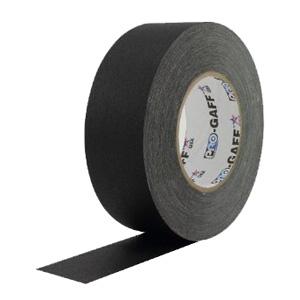 Pro Gaff Black Gaffer Tape 3X60YD