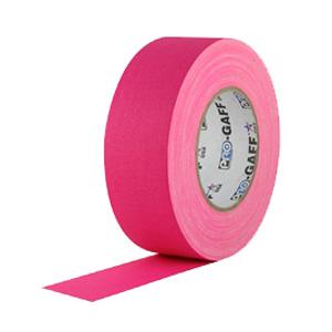 "Pro Gaff Fluoro Pink Gaffer 3""X50YD"